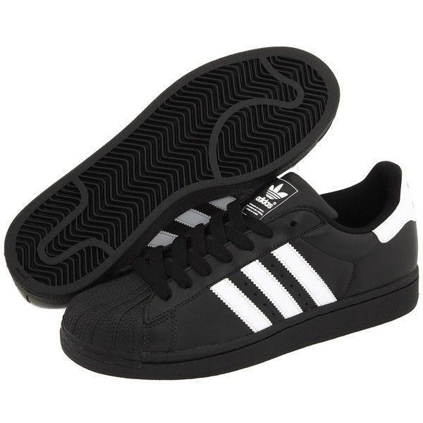 designer fashion b5b1f e4d62 adidas Originals Superstar 2 ( 75) ❤ liked on Polyvore featuring shoes,  sneakers, adidas, unisex, traction shoes, adidas shoes, adidas footwear and  unisex ...