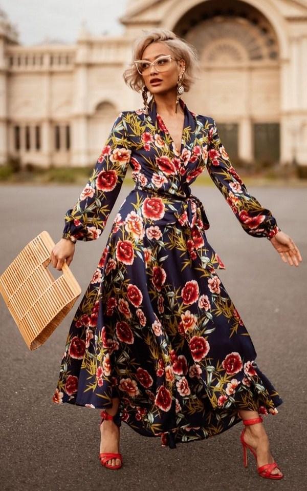Красивые платья весна-лето 2019-2020 – модные новинки ...