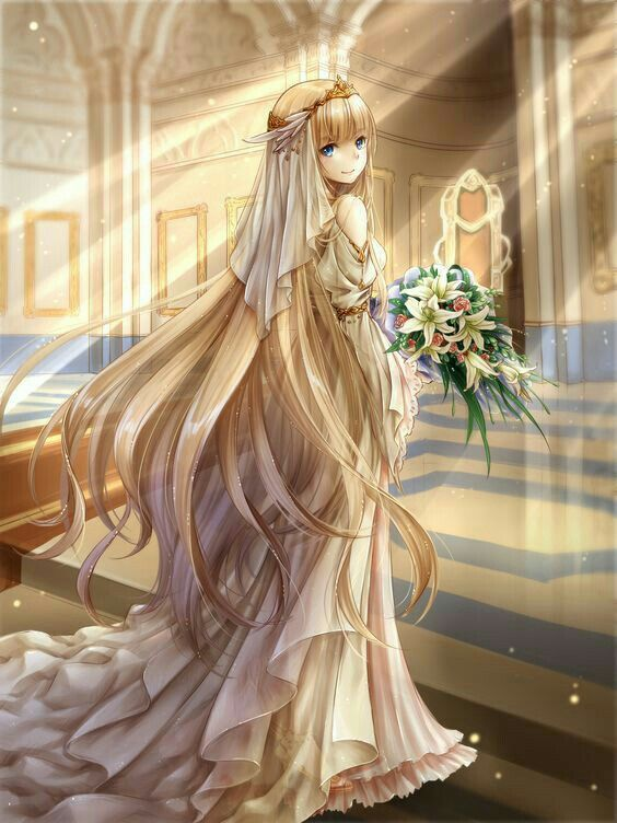 golden charming princess anime