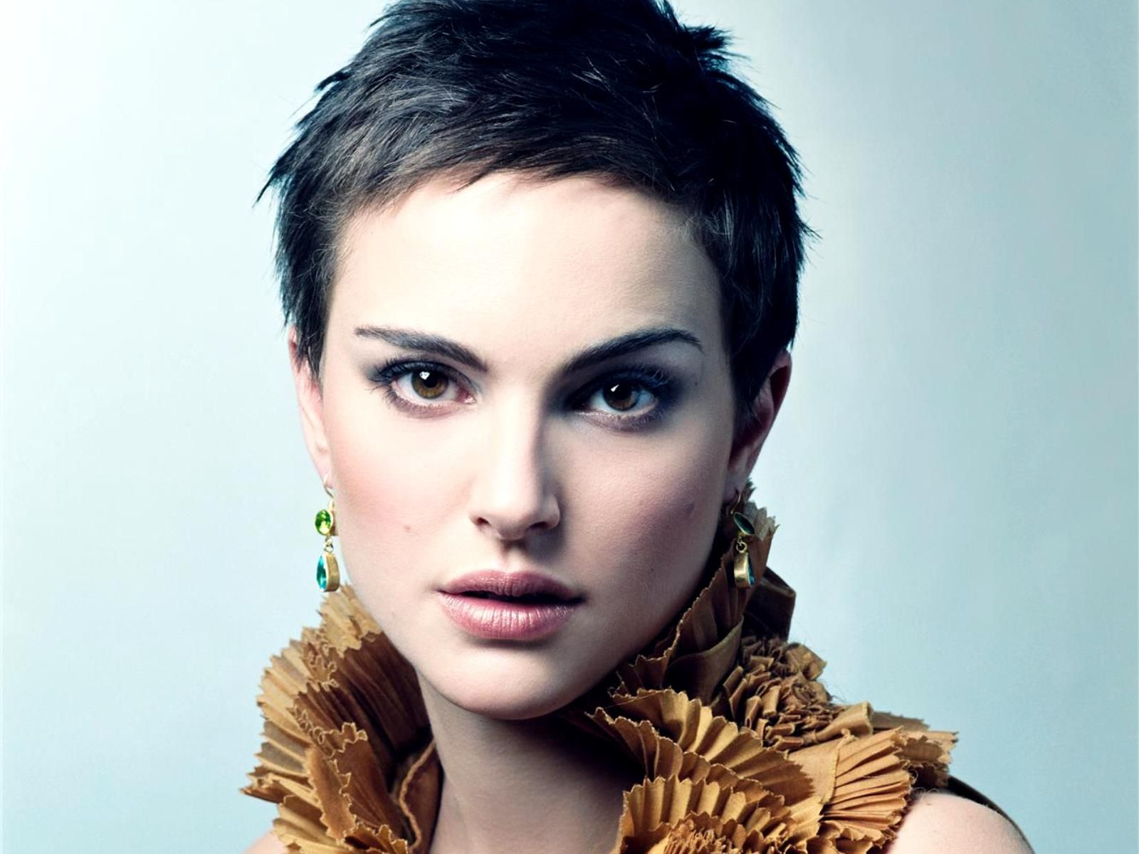 Nathalie short french hair pinterest natalie portman short