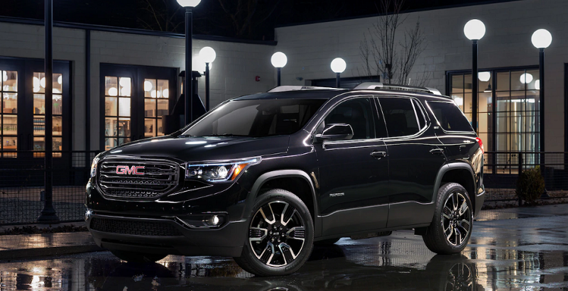 2020 Gmc Acadia Suv Gets A New Turbocharged Engine Suv Gmc