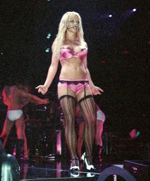 What Are Your One Favorite Costume From Each of Britney's Major Tours? - Britney  Spears - BreatheHeavy | Exhale