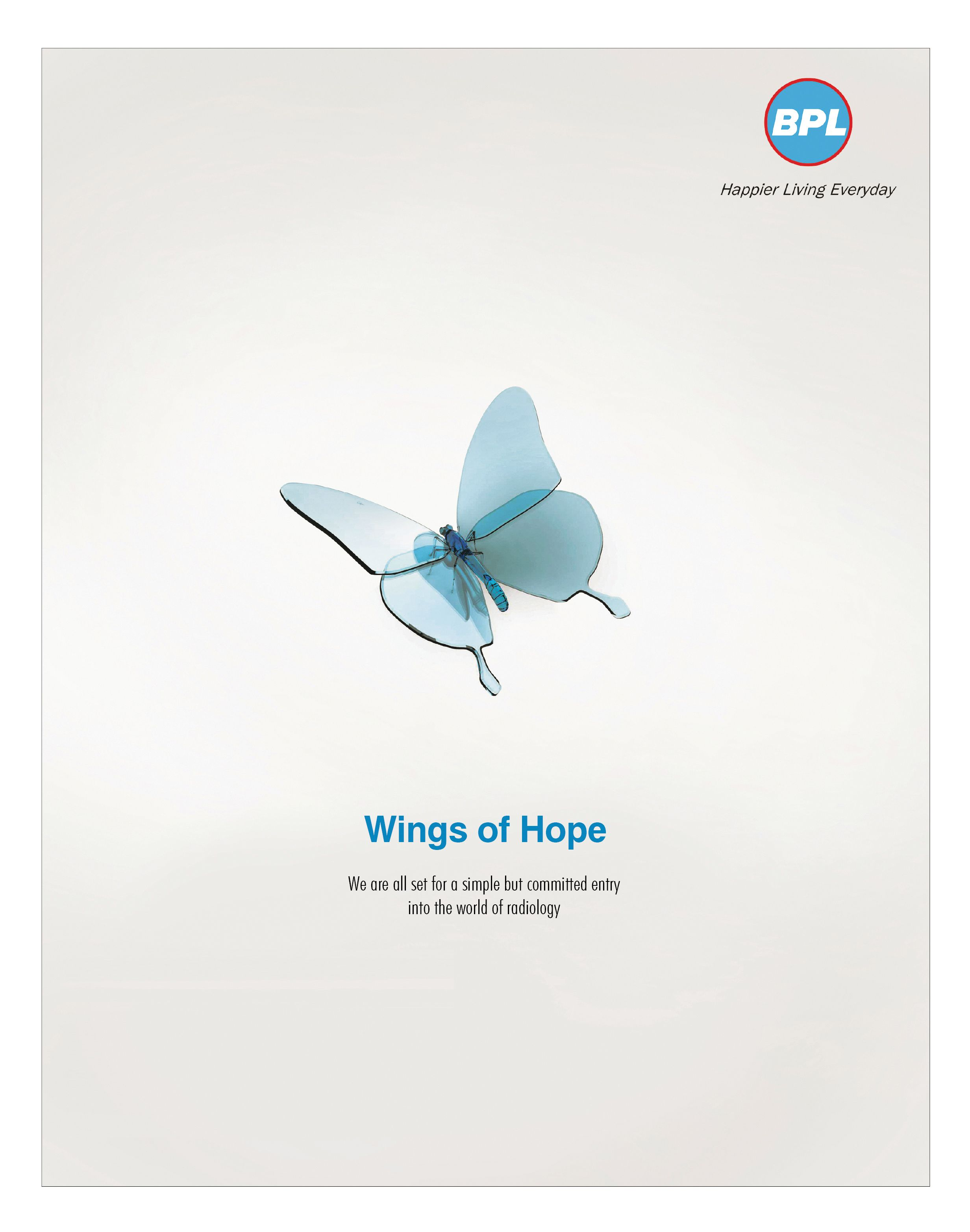 This was another teaser ad designed for BPL Medical