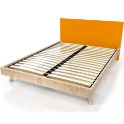 Schubladen Komfortbett aus Kernbuche Massivholz gepolstertem Kopfteil BasilicanaBasilicana #outdoorplätze