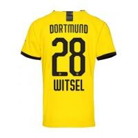 Lacne Borussia Dortmund Axel Witsel #28 Domáci futbalový dres 2019 ...