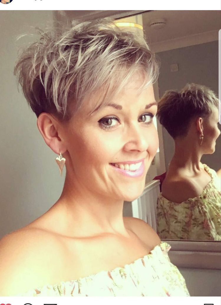 Pin By Jackie Taylor On Hair In 2018 Pinterest Short Hair Styles