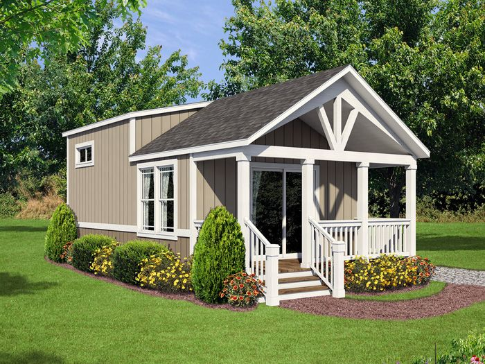 Alamito floor plan rv park model homes texas for Guest house models
