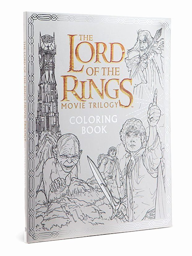 Lord Of The Rings Coloring Book Unique The Lord Of The Rings Movie Trilogy Coloring Book Coloring Books Enchanted Forest Coloring Book Abstract Coloring Pages