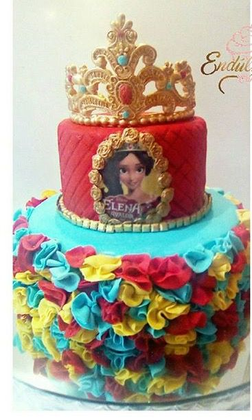 Pin by Johanna Arcaya on Elena de avalor Pinterest Birthdays