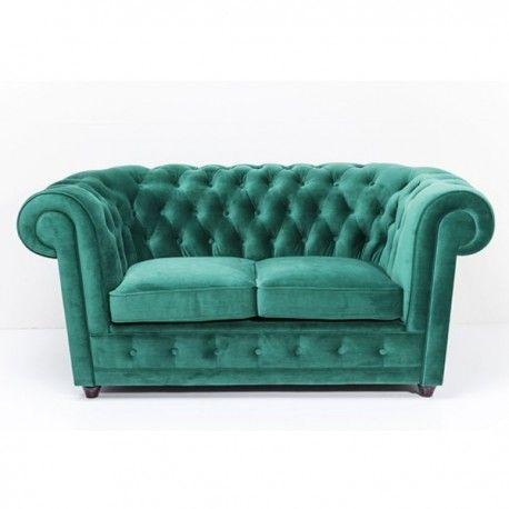 sofá Oxford 2p Fairy | Sofás y sillones chester | Pinterest | Sofá ...