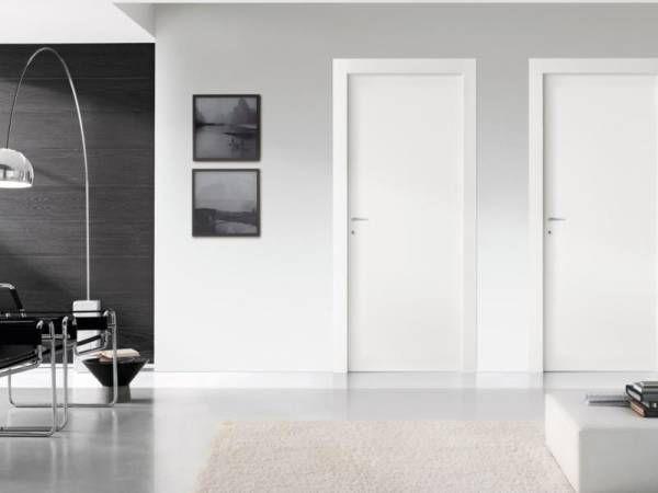 Fotos de casas com portas internas brancas portas for Portas de apartamentos modernas