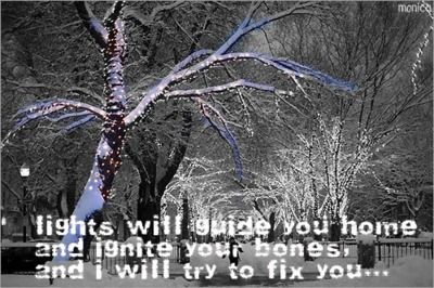 I Will Try To Fix You Coldplay Beautiful Winter Pictures Winter Pictures Winter Time