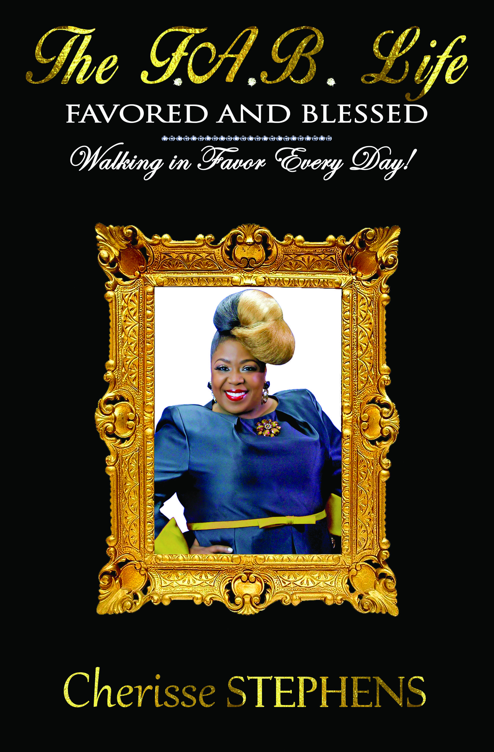 Get your copies of the latest book from author, Cherisse