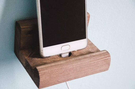 Phone Charging Dock Holder, Kindle iPad Tablet Wall Charger