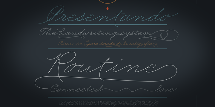 Business Penmanship is an ode to the business handwriting from the era penmanship was a highly-valued part of business education and practice.