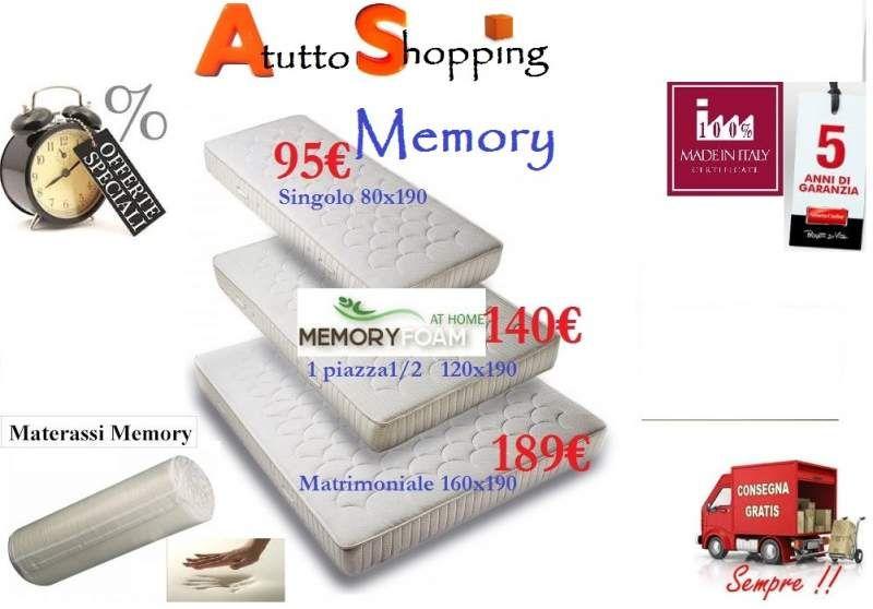 Materassi Memory Reggio Emilia.Materassi In Memory Foam Reggio Emilia Accessori Per La Casa Materia