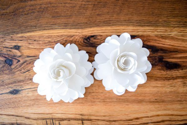 How to make paper flower balls step by step tutorial wedding how to make paper flower balls step by step tutorial mightylinksfo