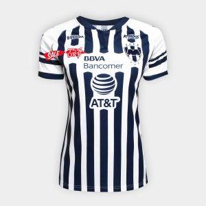2018-19 Cheap Women Jersey Monterrey Home Replica Soccer Shirt  CFC977  6328542f55