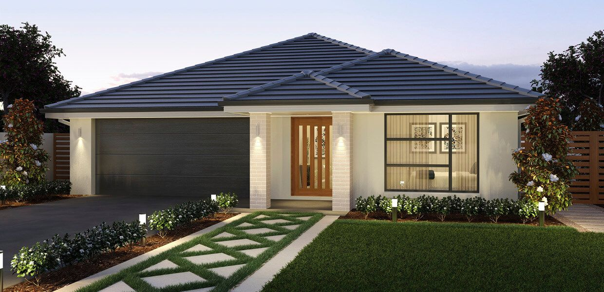 Aspire 210, A Perfectly Practical Yet Well Designed Home Design Series From  Hallmark Homes