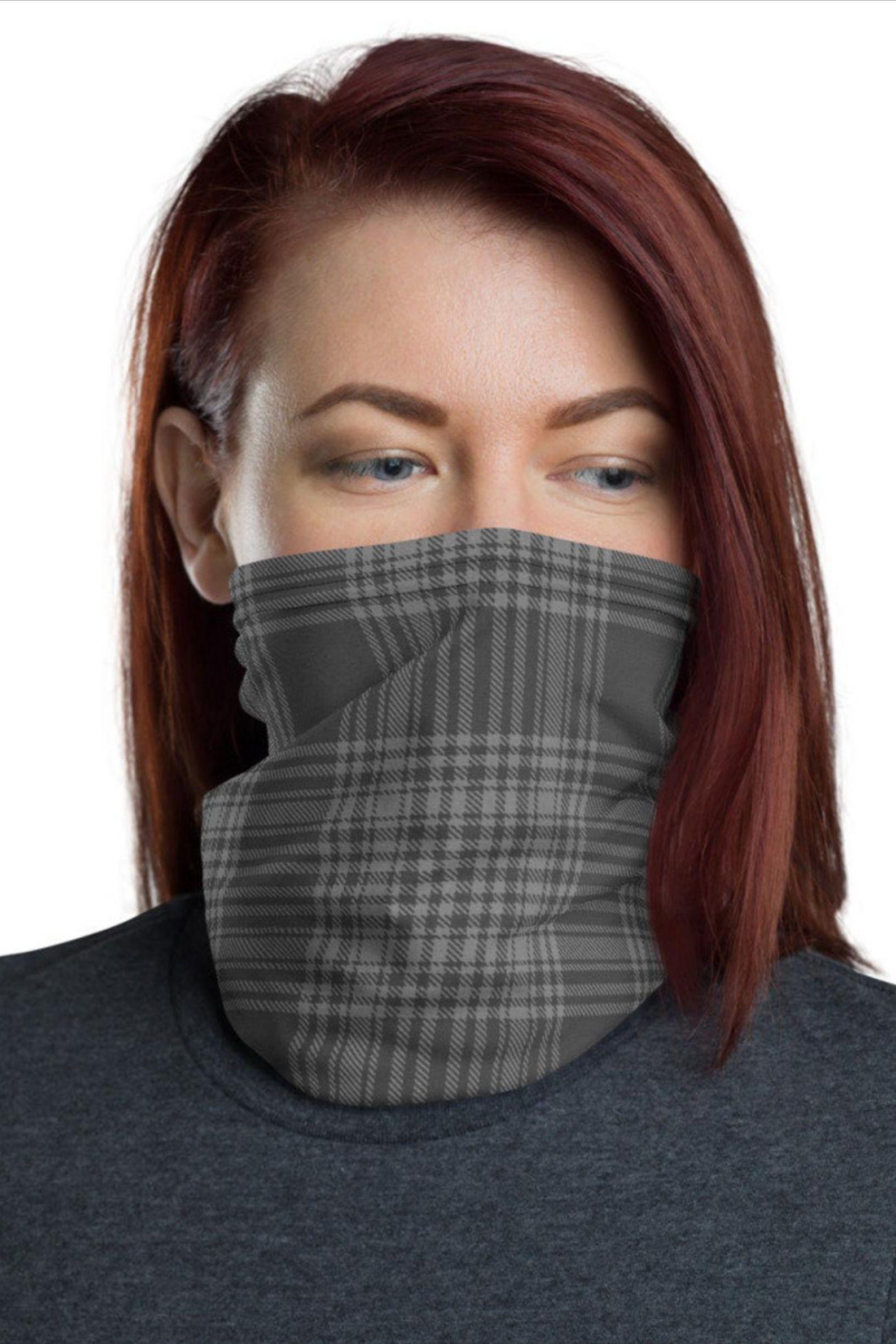 Plaid Neck Gaiter Teacher Neck Gaiter Women's Neck | Etsy | Fashion face  mask, Women's neck gaiters, Fashion face
