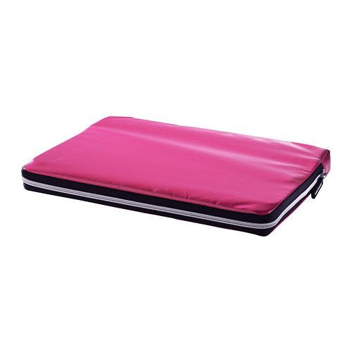 """UPPTÄCKA Laptop case IKEA You can choose between three different sizes and get the perfect fit for your laptop or media tablet: 11"""", 13"""" and 15""""."""