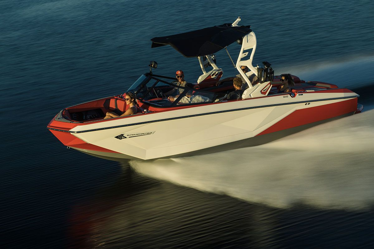 Nautique Boats Super Air Nautique G23 in 2020 Boat