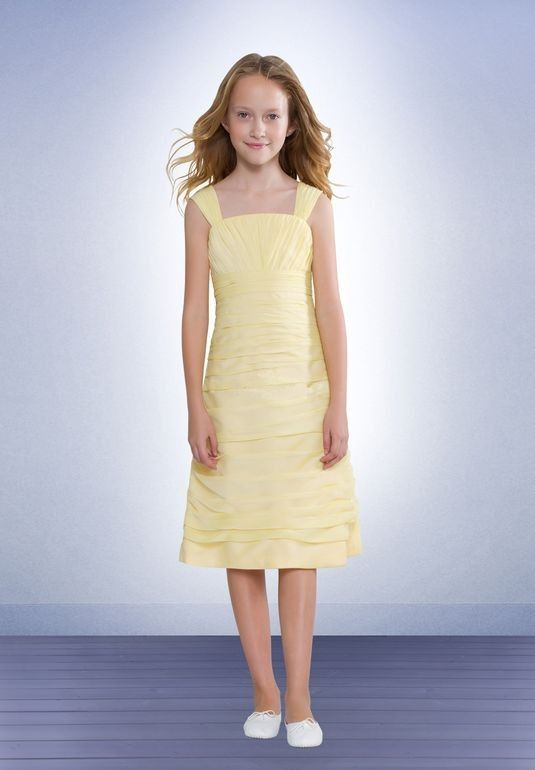 yellow junior bridesmaid dresses vintage yellow wedding
