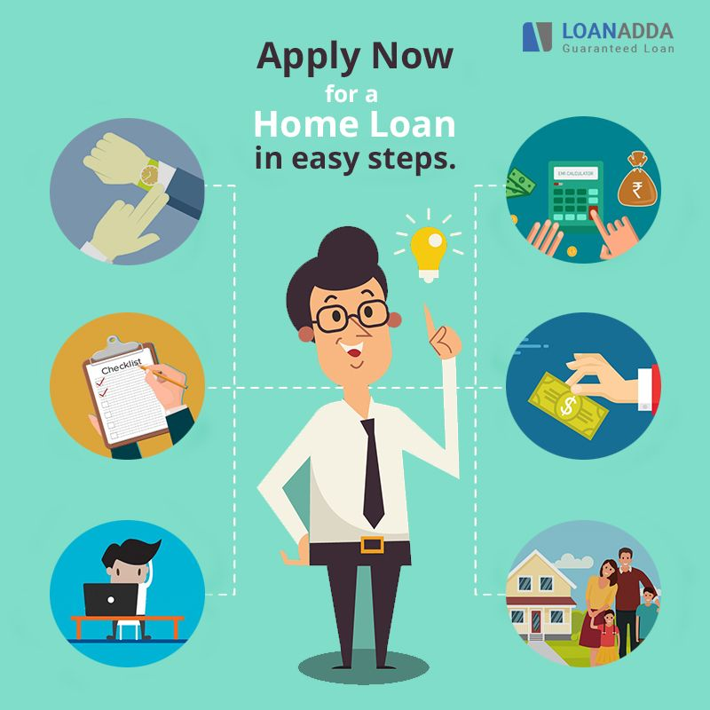 Home Loan Online Compare The Best Rates For Home Loan And Apply Online At Loanadda Com Apply Now For A Home Loan In Easy Ste Home Loans Loan Guaranteed Loan