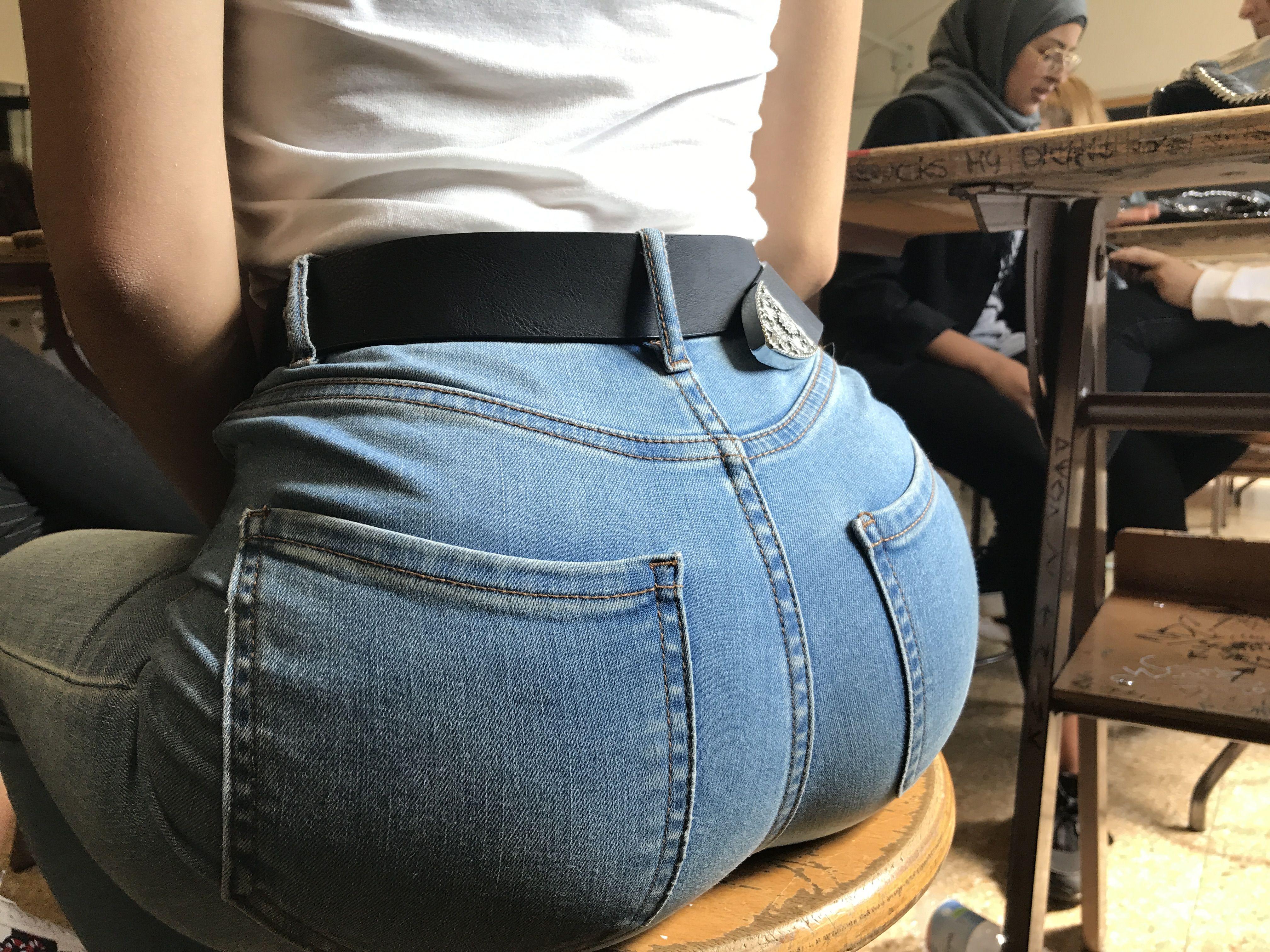 Jeans geile ärsche in Enge Jeans