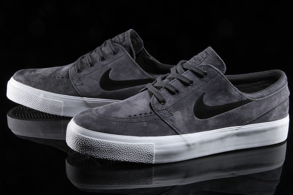 afdae6ac4c560 Nike SB Zoom Stefan Janoski Premium High Tape Releases in Anthracite ...