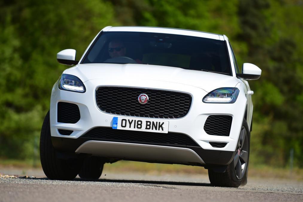Jaguar EPace full front Jaguar e, Jaguar car