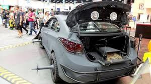Trunk Shot Zombie Apocalypse Survival Hyundai Elantra Coupe