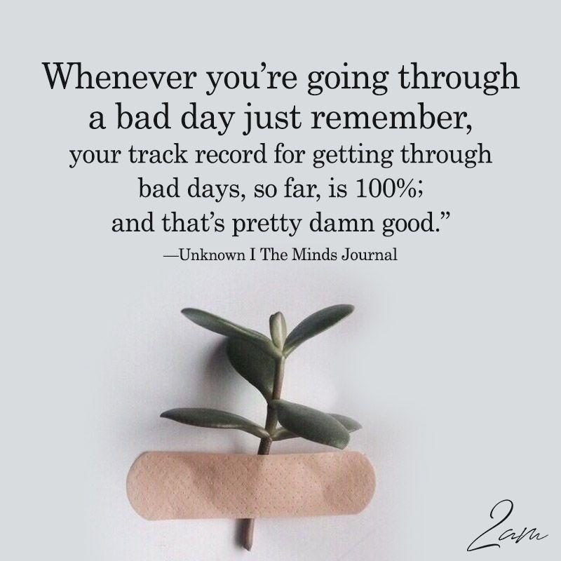 Tough Day Quotes