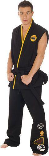 Disfraz Johnny Cobra Kai. Karate Kid