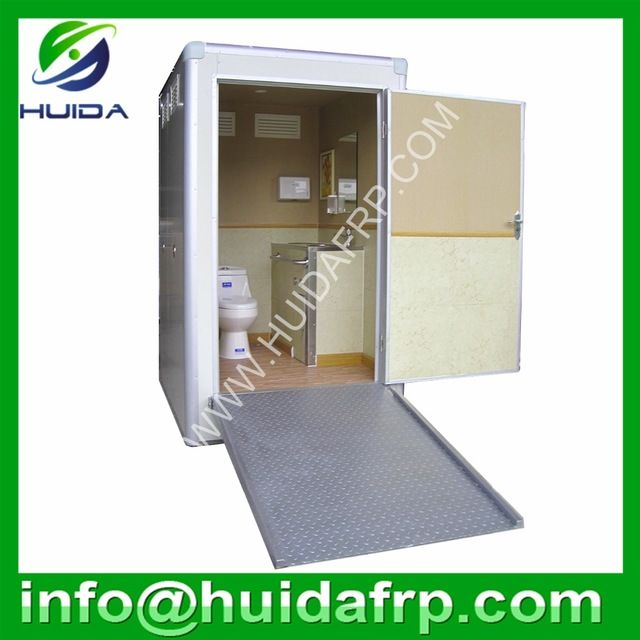 Source VIP portable disabled mobile toilet for handicapped