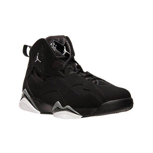 f957f7d1ed3bbc Nike Men s Jordan True Flight Basketball Shoes ( 140) ❤ liked on Polyvore  featuring men s fashion