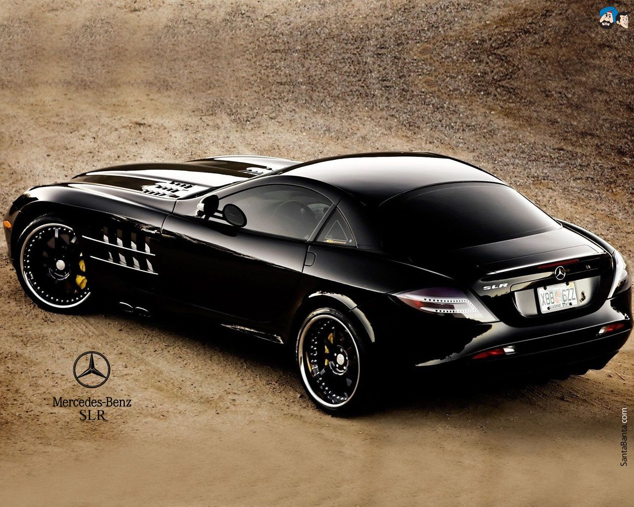mercedes benz slr amazing looking picture and amazing car. Black Bedroom Furniture Sets. Home Design Ideas