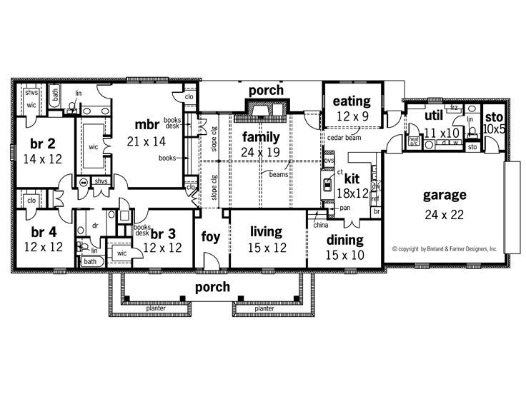 Floor Plan Ranch House Plans Craftsman Floor Plans Ranch Style House Plans