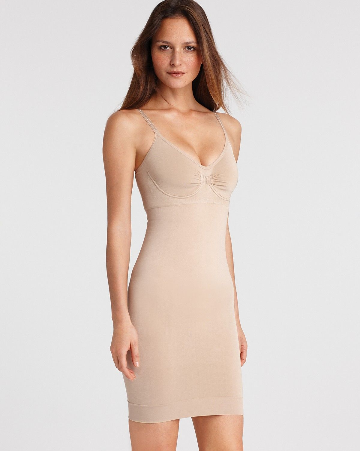 Never Too Skinny For Spanx Shapewear
