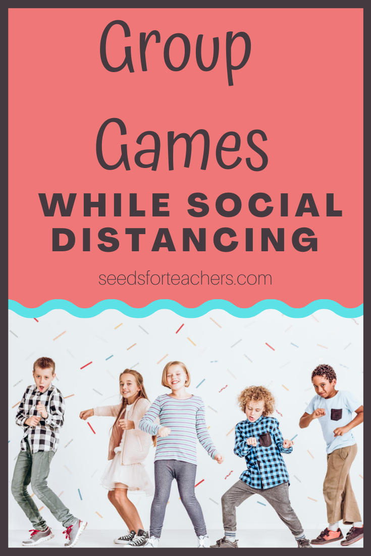 Group Games Kids Can Play While Social Distancing in 2020
