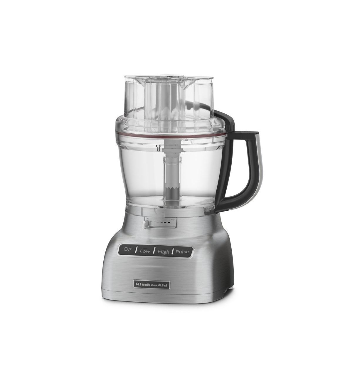 Kitchenaid 13cup food processor with exactslice system