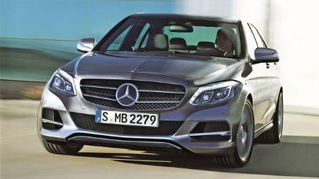 Descubierto el nuevo Mercedes Clase C 2014