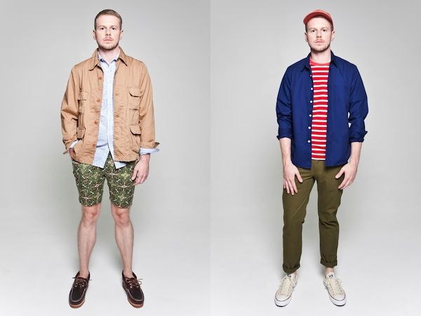 Lookbook: CREEP, Spring Summer 2013.