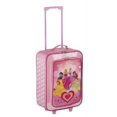 "Disney\\_heys Heart\\_princess 20"" Carry On - Princess"