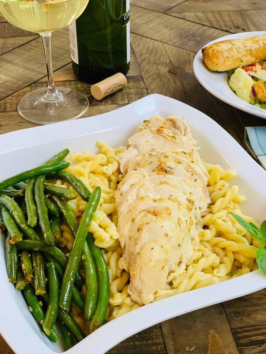 Olive Garden Italian Dressing Chicken Ninja Foodi Recipe