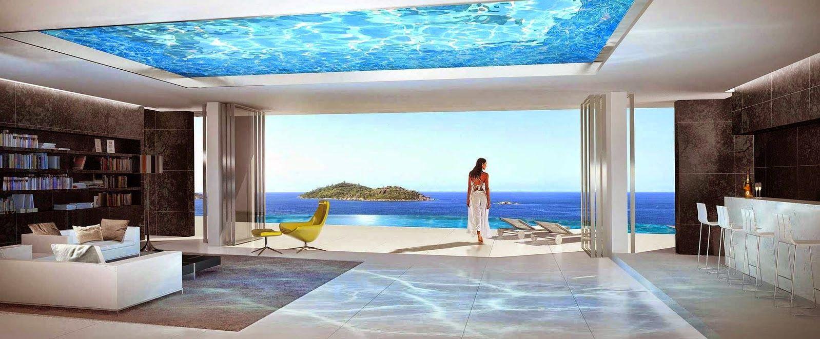 Pics for inside million dollar beach homes - Inside luxury beach homes ...