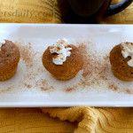 Light little spice cupcakes