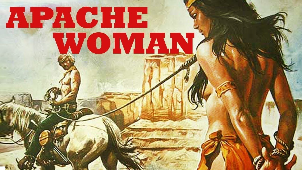 Apache woman western action movie in full length
