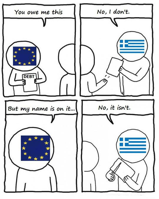 How Greece Is Now Dealing With Debt