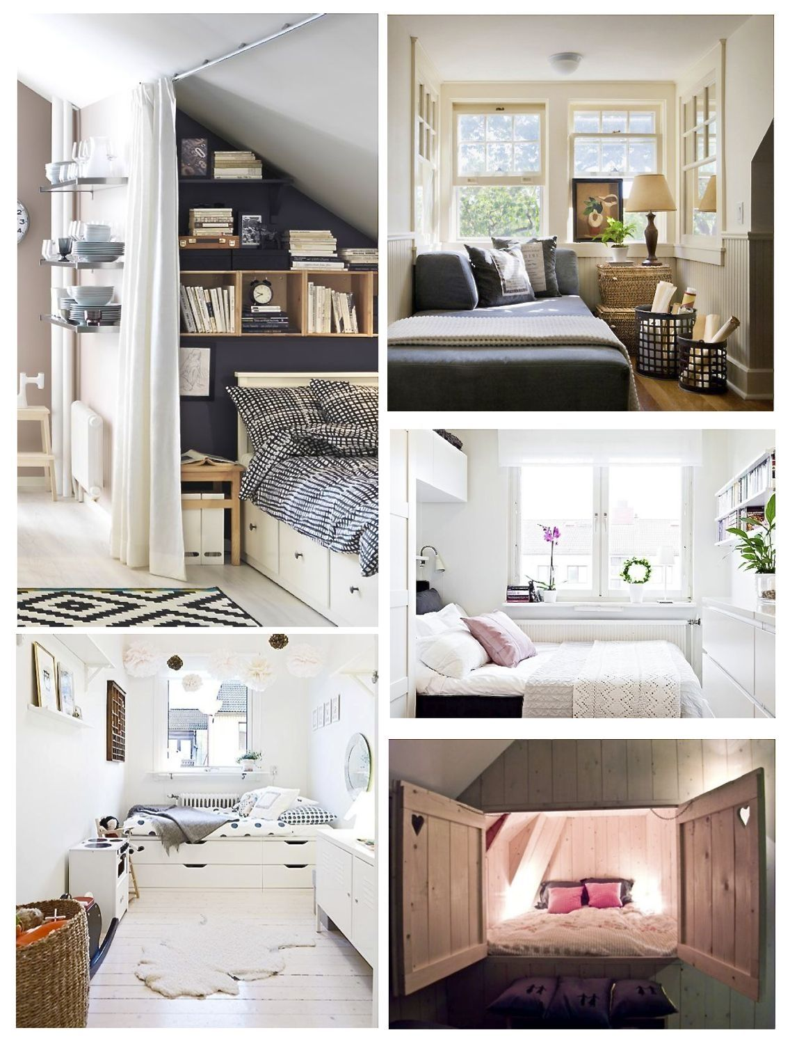Ideas For A Very Small Bedroom Small Bedroom In 2019 Small Room